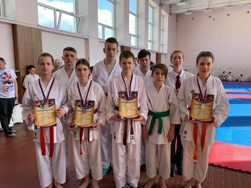 Открытый турнир «XIX Первенство г.о. Серпухов по Косики карате» прошел в Серпухове