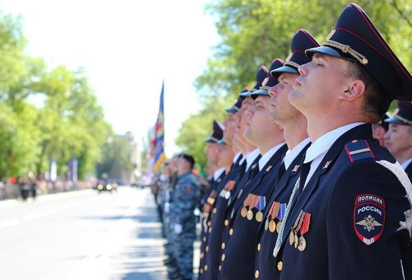 В Серпухове приглашают на службу в органы внутренних дел